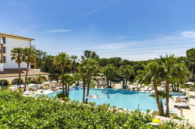 tui blue isla cristina palace hotel isla cristina, huelva, spanien